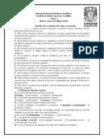 Cuestionario Para Sistema Autonomo