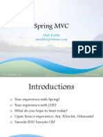 SpringMVC