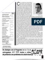Revista Contra Punto Mayo 2008