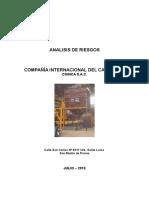 Analisis de Riesgo Coinca