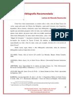 Bibliografia Sobre a Vida e Obra de Santa Teresa