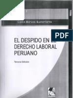 El Despido en El Derecho Laboral