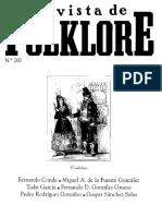 Revista de Folklore 34