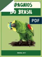 Cartilha Papagaios Do Brasil 2017