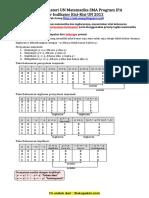 Ringkasan Materi UN Matematika SMA IPA.pdf