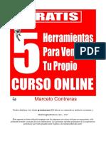 5 Herramientas Para Vender Tu Curso Online (Webinar)
