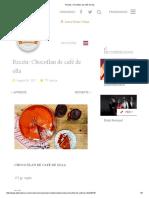 Receta_ Chocoflan de Café de Olla