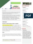PCAS Newsletter 8-25-17