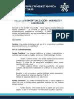 1. Taller Conceptual Estadística - Variables y Sumatorias.docx