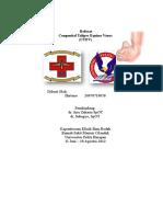 Sajian Referat – Congenital Talipes Equino Varus.doc