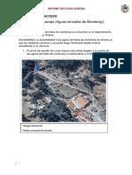 Accion Geologica de Las Aguas Superficiales