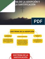 Doctrina de La Adopción y de La Santificación