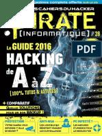 Pirate Informatique - F 233 Vrier Avril 2016