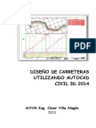 MANUAL DE AUTOCAD CIVIL 3D 2014 PARA CARRETERAS.pdf