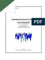 Fundamentos socioculturales de la educación.doc