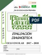 Sexto. Diagnóstico 17-18