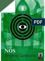 Nos - Yevgeny Ivanovich Zamyatin.pdf