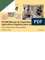 IFOAM_manual Agri Organica Tropicos