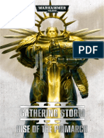 341774407 Gathering Storm Book 03 Rise of the Primarch PDF