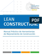Manual Lean Construction