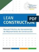 Manual Lean Construction