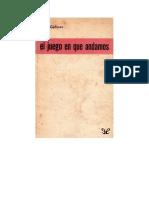 Gelman Juan - El Juego en Que Andamos