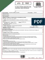 Certificado Unico Reclamacion 4485480
