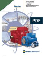Marelli Generators Pafford Associates