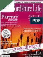 Hertfordshire Life Magazine Sep 2010