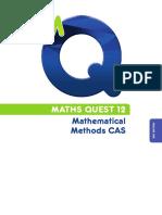 Maths Quest 12 Mm Cas 2e Ebk (l)