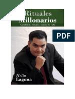 RITUALES MILLONARIOS - HELIO LAGUNA