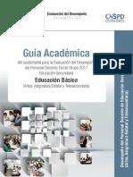 Guía Académica Evaluación del Desempeño Artes, Asignatura Estatal.pdf