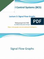 Lecture 3-Signal Flow Graphs