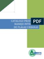 Catalogo Productos Manejo Integrado de Plagas Urbanas 3pp