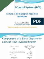 Lecture 2-Block Diagram Reduction Techniques