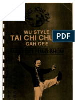 Wu Style Tai Chi Chuan - Master Leung Shum