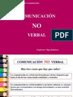 1 Comunicación NO Verbal