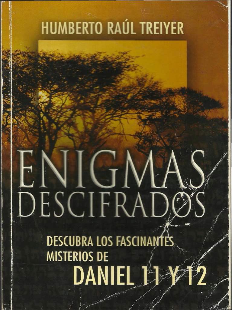 Humberto R. Treiyer - Enigmas Decifrados, Descubra Los Fascinantes ...