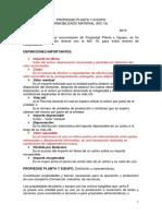 Propiedad Planta y Equipo Teoría Alumnos