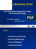 Automotive - Comparative Study
