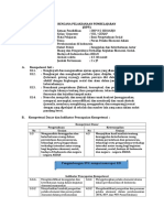 Rpp Ips Kur 2013 Kelas 8 Bab III Tp. 2016-2017 Semester Genap