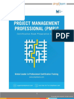 PMP eBook Latest-Simplelearn