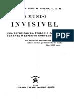 Cardeal Alexis Henri Marie Lépicier OSM_O Mundo Invisível.pdf