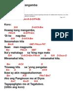 Huwag kang mangamba.doc