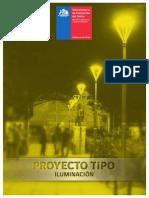 Proyecto Tipo Iluminacion Peatonal