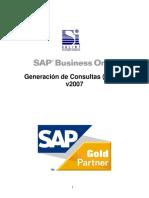 Generacion de Consultas(Query)2007