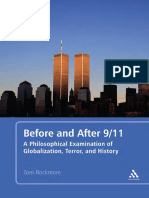 Tom Rockmore-Before and After 9 11