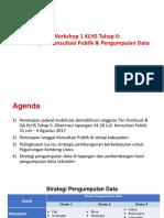 Workshop 1 KLHS Pegunungan Kendeng Tahap 2-Edit