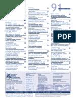 Revista de La Asociacion Espanola de Contabilidad y Administracion de Empresas, Num 91.