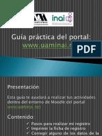 Guía Práctica Del Portal Uaminai.net